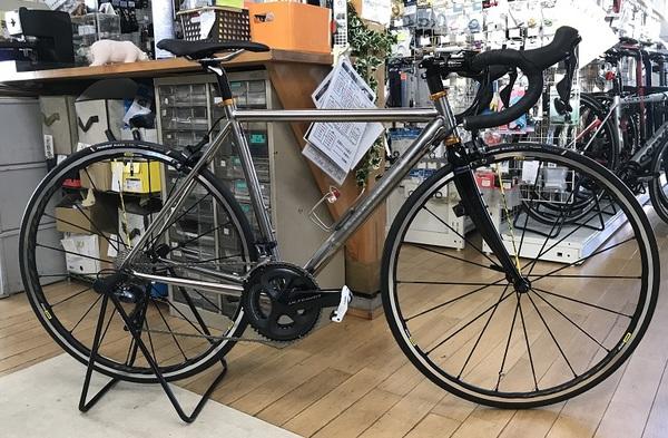 人生で最後の自転車 -332走目