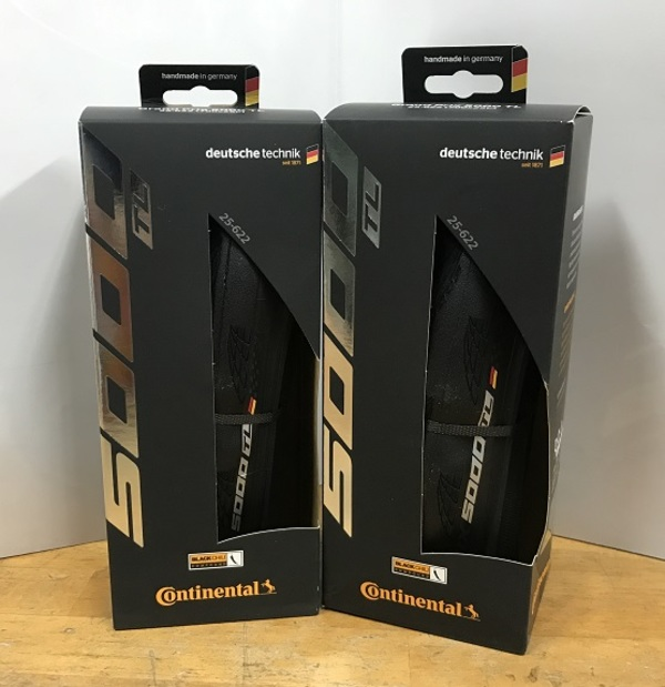 CONTINENTAL GRAND PRIX5000 TubeLess