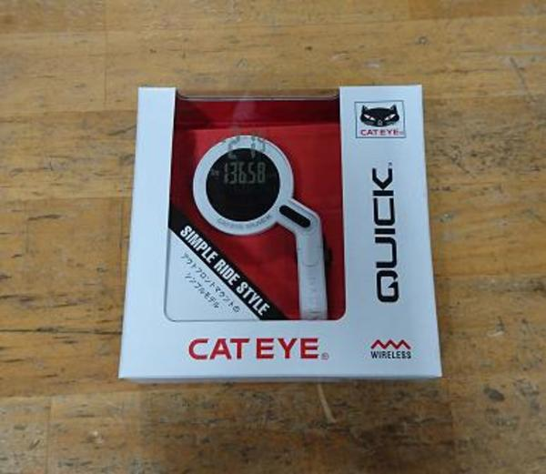 CATEYE QUICK Limited Color  (CC-RS100W)