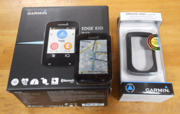 Garmin EDGE 820J Set