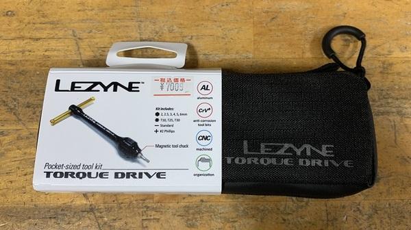 LEZYNE TORQUE DRIVE