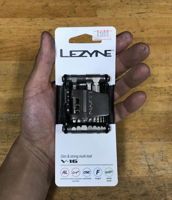 LEZYNE Multi-Tools V16
