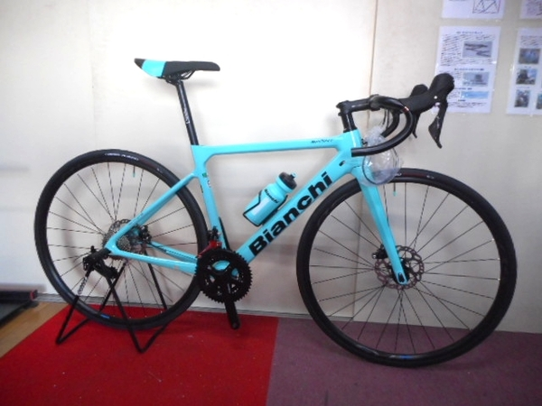 BIACHI SPRINT 105 DISC