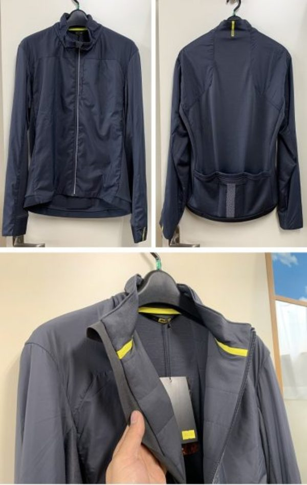 MAVIC ESSENTIAL INSULATED SL JACKET
