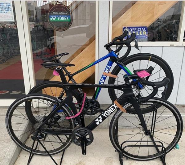 YONEX Rental Road Bike