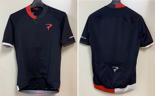 PINARELLO V2 Think Asymmetric Elite Jersey & Fusion Bib Short