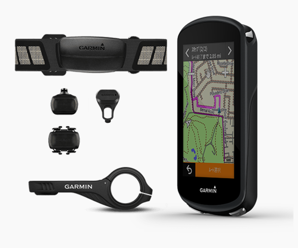 Garmin Edge 1030 Plus SET