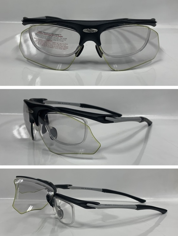 RUDY PROJECT EXCEPTION Impact X Photochromic Clear