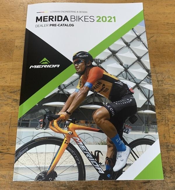 MERIDA 2021MY Order Start