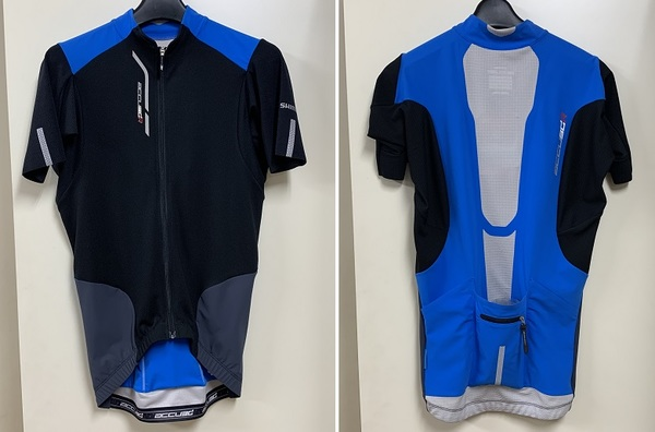 SHIMANO ACCU3D Short Sleeve Jersey