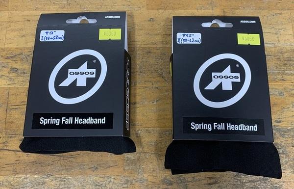 ASSOS Spring Fall Headband