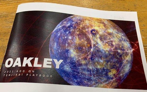 Oakley New model
