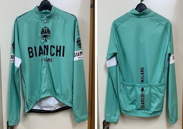 Bianchi LEGGENDA CLASSICA LS JERSEY