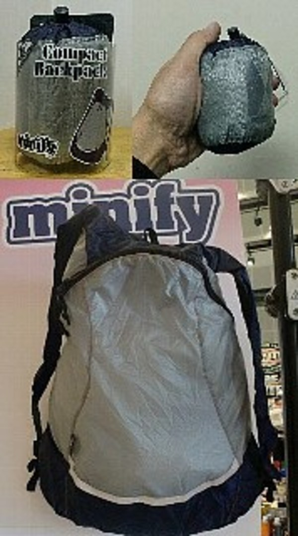 minify Back Pack