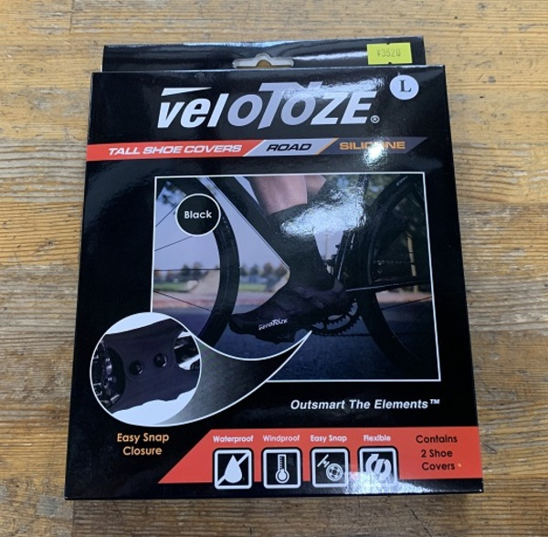veloTOZE Tall Shoe Cover Silicone